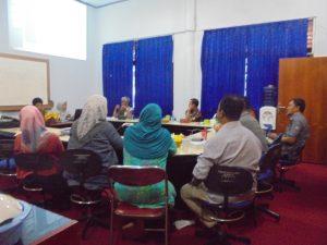 Rapat Panitia Seminar Internasional