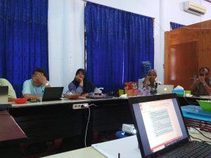 Rapat Jurusan (6-7 Februari 2019)