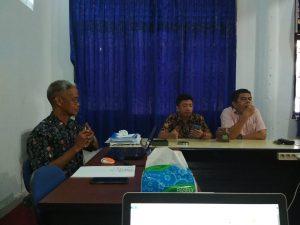 Rapat Jurusan Kimia